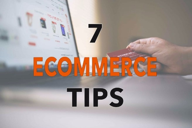 7 tips to make money with your e-commerce store